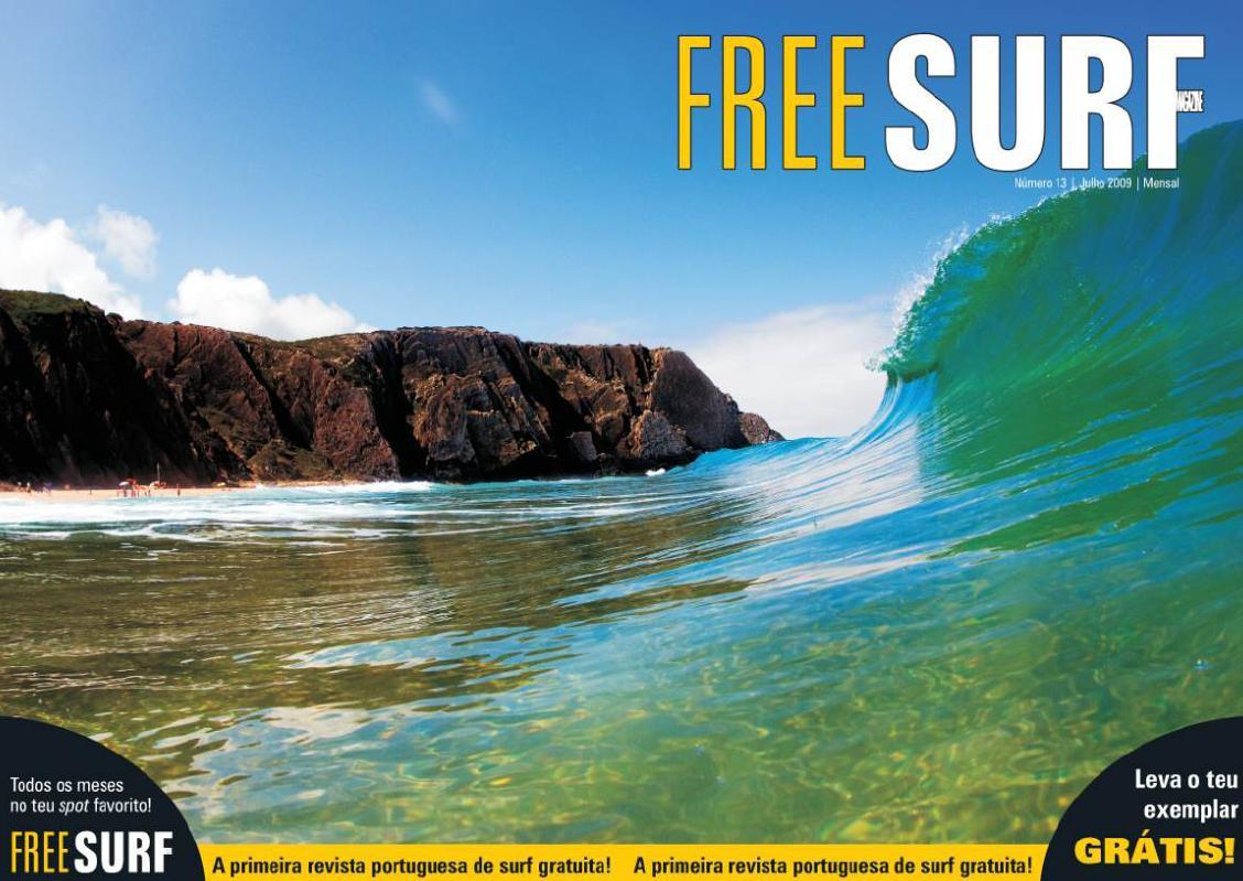 Freesurf #13